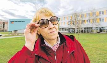 ??  ?? To jsem nezažila Bývalá vychovatelka M. Fujáková popsala, jak to chodilo ve škole Na Třebešíně a jejím internátu.