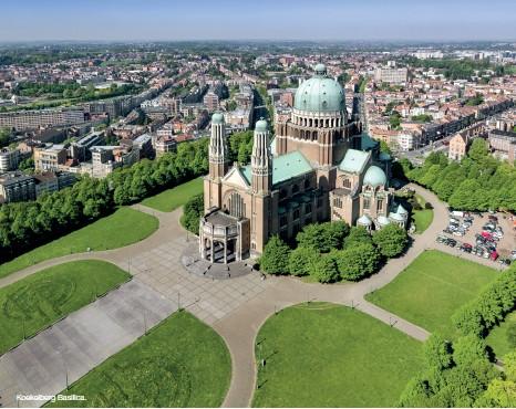 ??  ?? Koekelberg Basilica.