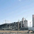 ??  ?? Medupi power station under construction.