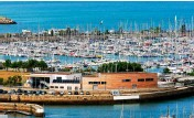 ??  ?? L E F T All visiting craft will now have to clear EU customs at a major port of entry such as Cherbourg