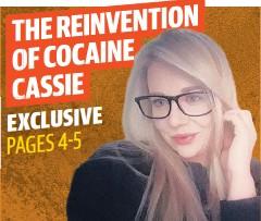 Cassie Sainsbury scădere în greutate