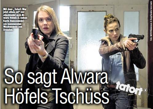 So Sagt Alwara Hofels Tschuss S Pressreader