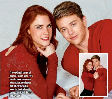 Chad duell dating courtney