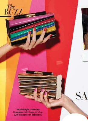 b383e58f6d PressReader - Harper s Bazaar (Australia)  2016-05-01 - SARA SALVATORE