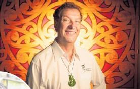 ?? Photos / NZME ?? Rotorua Lakes Council cultural ambassador and councillor Trevor Maxwell. INSET: Te Pu¯ kenga Koeke o Te Whare Taonga o Te Arawa chairman Monty Morrison.