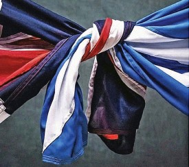 ??  ?? Ties that bind: The future of the Union is once again in question