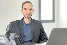 ??  ?? Innovación. Miguel Alfredo Terlizzi, CEO de Workia.