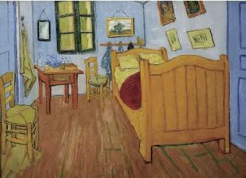 ??  ?? 《文森特在阿尔的卧室》
