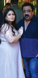 ??  ?? Sangeeta Arora and Dev Arora