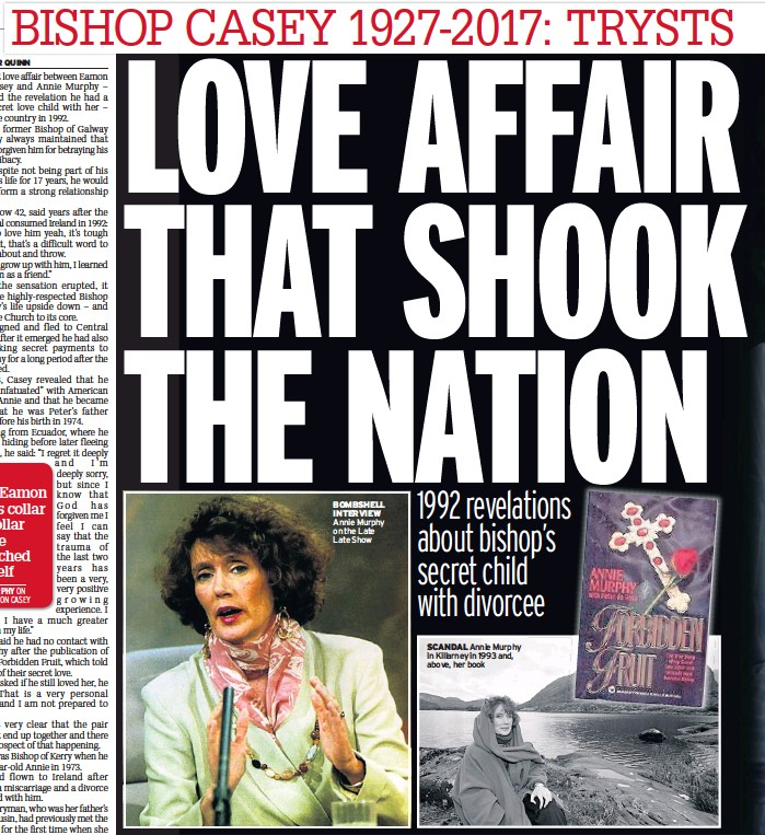 PressReader - Irish Daily Mirror: 2017-03-14 - LOVE AFFAIR THAT