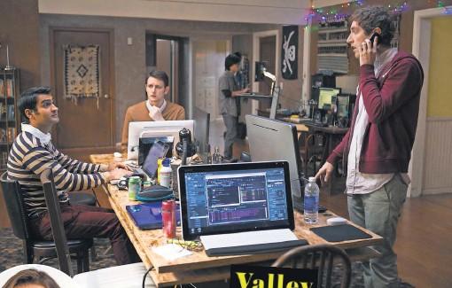 ?? SILICON VALLEY BY JAMIE TRUEBLOOD, HBO, VIA AP ??