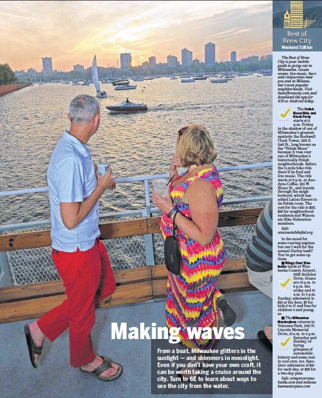PressReader - Milwaukee Journal Sentinel: 2014-08-22 - SEEING