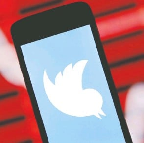 ?? DADO RUVIC / REUTERS FILES ?? Twitter's lacklustre user additions could reignite concerns about long-term growth, especially after it banned former U.S. president Donald Trump from the service.