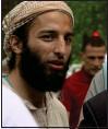 ??  ?? KILLER: Khuram Butt at Regent's Park mosque
