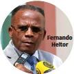 ??  ?? Fernando Heitor