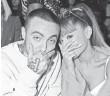 ?? JEFF KRAVITZ, FILMMAGIC ?? Miller and Ariana Grande collaborate on his new album.