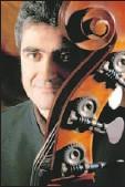 ??  ?? Renaud Garcia-Fons plays June 23.
