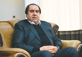 ?? WAKIL KOHSAR/AGENCE FRANCE-PRESSE/GETTY IMAGES ?? Keramuddin Keram has been fined $1 million and banned for life by FIFA, soccer's world governing body. At least five players for the Afghan national women's team said he assaulted and harassed them.