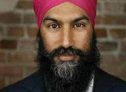 ?? BLAIR GABLE ?? Jagmeet Singh has the charisma and policy chops to bring in younger voters.