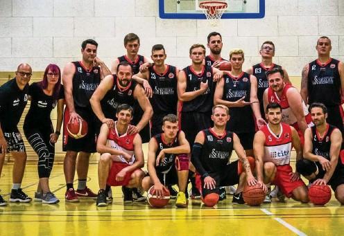 ?? FOTO: VEREIN ?? Die Greizer Basketballer starten am Sonnabend in Gotha in die Oberligasaison.