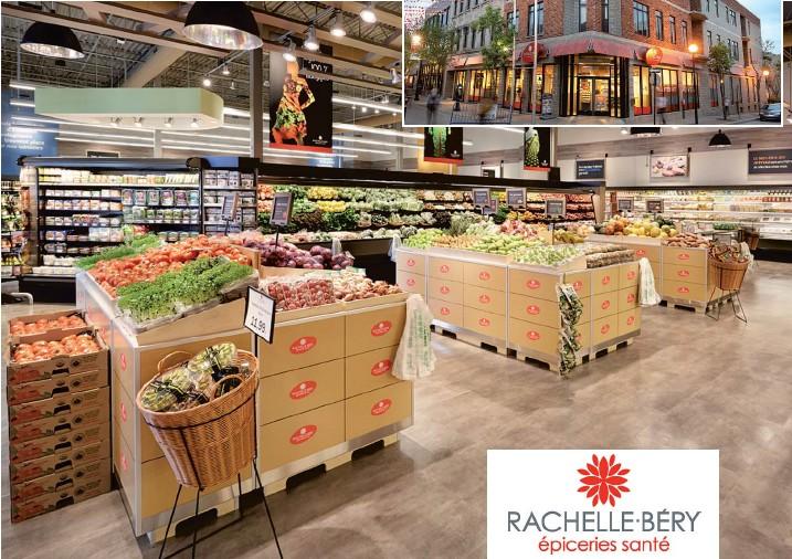 ??  ?? Pour trouver l'épicerie santé Rachelle-Béry la plus près de chez vous, visitez notre site : www.rachellebery.ca