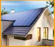 ??  ?? Puedes montar una matriz de paneles en un techo, muro o el suelo.