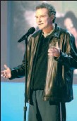 ?? KEVIN WINTER, GETTY IMAGES ?? Despite success on TV, standup is Norm MacDonald's first love.