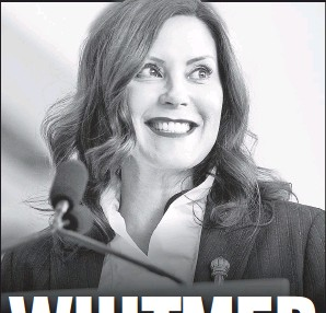 ??  ?? TARGET: A group of militiamen claims FBI informants and undercover agents encouraged them to plot to kidnap Michigan Gov. Gretchen Whitmer (above), saying one infiltrator became a leader and another advised them on how to blow up a bridge.