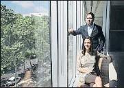 ?? ANA JIMÉNEZ ?? Josep Lluís Sanfeliu y Clara Campàs