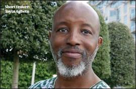 ?? PHOTO: HACKNEY COUNCIL / TWITTER ?? Short tenure: Toyin Agbetu