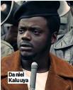 ??  ?? Daniel Kaluuya
