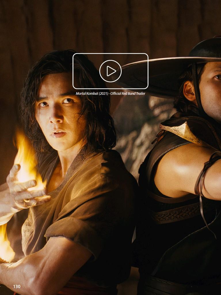 ??  ?? Mortal Kombat (2021) - Official Red Band Trailer