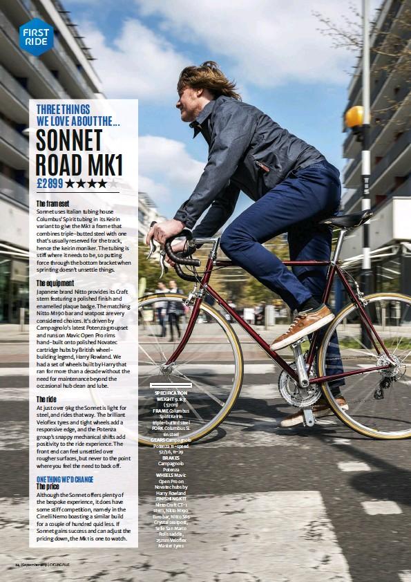 Pressreader Cycling Plus 2017 08 15 Sonnet Road Mk1 2899