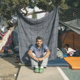 ??  ?? Hugo Martinez, 39, from Tegucigalpa, Honduras. WhatsApp voice note to his father in Honduras. Nov. 23. Father, I'm calling you, but I send you this audio with a lot of love, with a lot of affection. I apologize for not being able to say goodbye the day that the caravan passed. We shared good moments together in your house, but remember that I have you in my heart. I'm sorry.