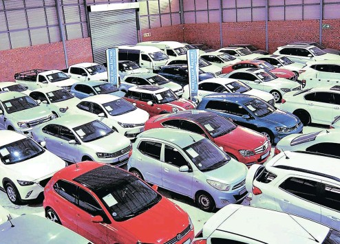 ??  ?? More than 250 verified Absa repossessed vehicles, including bakkies and small cars, will be auctioned by PVA online.