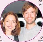??  ?? Antonia Prebble and Dan Musgrove