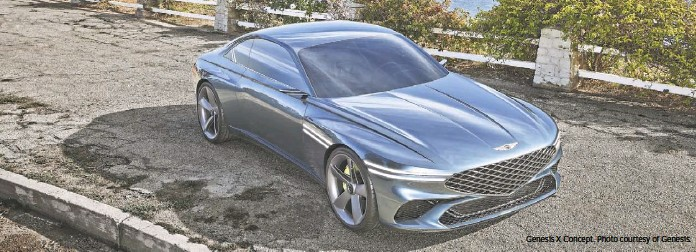 ?? Genesis X Concept. Photo courtesy of Genesis. ??