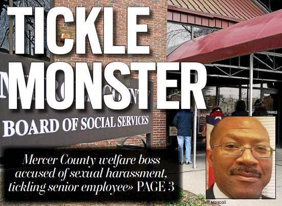 Pressreader The Trentonian Trenton Nj 2018 01 11 Tickle Monster