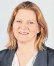 ?? FOTO: ALEXANDRA GRAF ?? Christine Treublut (SPD)