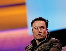 ?? REUTERS ?? Tesla-boss Elon Musk ist neu der Drittreichste der Welt.
