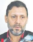 """??  ?? Víctor Bogado, exsenador condenado por el caso de la """"niñera de oro"""", ahora querellado por denigrar la memoria de un muerto."""