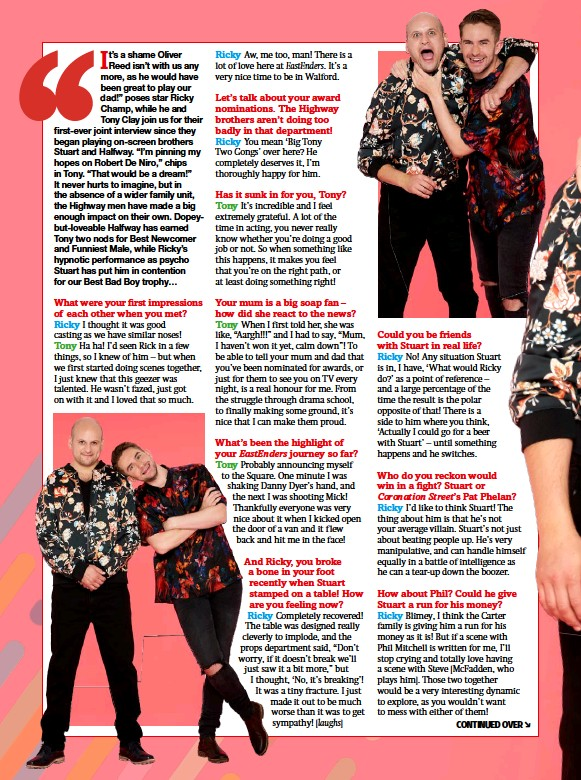 Pressreader Inside Soap 2018 08 14 Its A Very Nice Time To Be