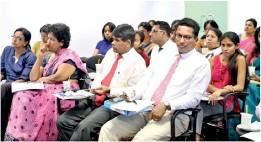 ??  ?? Section of participants