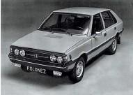??  ?? Хэтчбек FSO Polonez – польская разработка на узлах хэтчбека Fiat 125p. Polski Fiat 125p выпускали по итальянской лицензии.