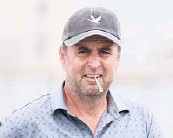 ?? HARRY HOW/GETTY ?? England's Richard Bland, who shot a 4-under 67 in Round 2 of the U.S. Open on Friday, won his first career European Tour event last month at the age of 48.