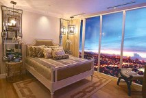 ??  ?? Bringing upscale New York vibe to Manila: The Fifth Avenue interior theme at the Trump Tower Manila showroom
