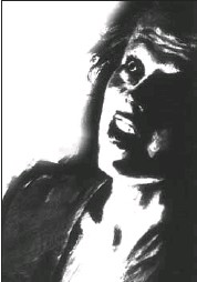 ?? DRAWING BY PAM DAVIES ?? A series of murdered women in the States in the 1960s resulted in a huge search for the culprit, with the aid of a psychic.