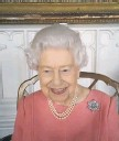 ??  ?? Her Majesty The Queen speaking abut the covid vaccination.