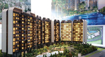 ?? SAMUEL ISAAC CHUA/THE EDGE SINGAPORE ?? Hyll on Holland is close to 30% taken up to date after last weekend