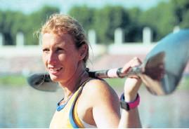 ?? Arkivbild: Bildbyrån ?? alexandra rytten Torudd tränas av legendaren Susanne gunnarsson som är en stor anledning till Halmstadtalangens utveckling. gunnarsson som bland annat tog Os-guld i atlanta 1996.